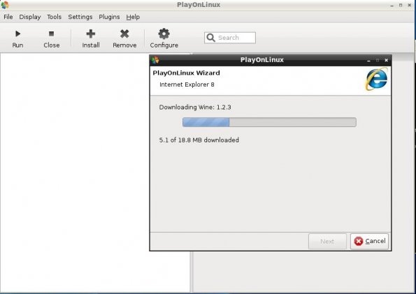 playonlinux explorer 8 19GB